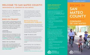 Icon of San Mateo County Biking Safety Brochure