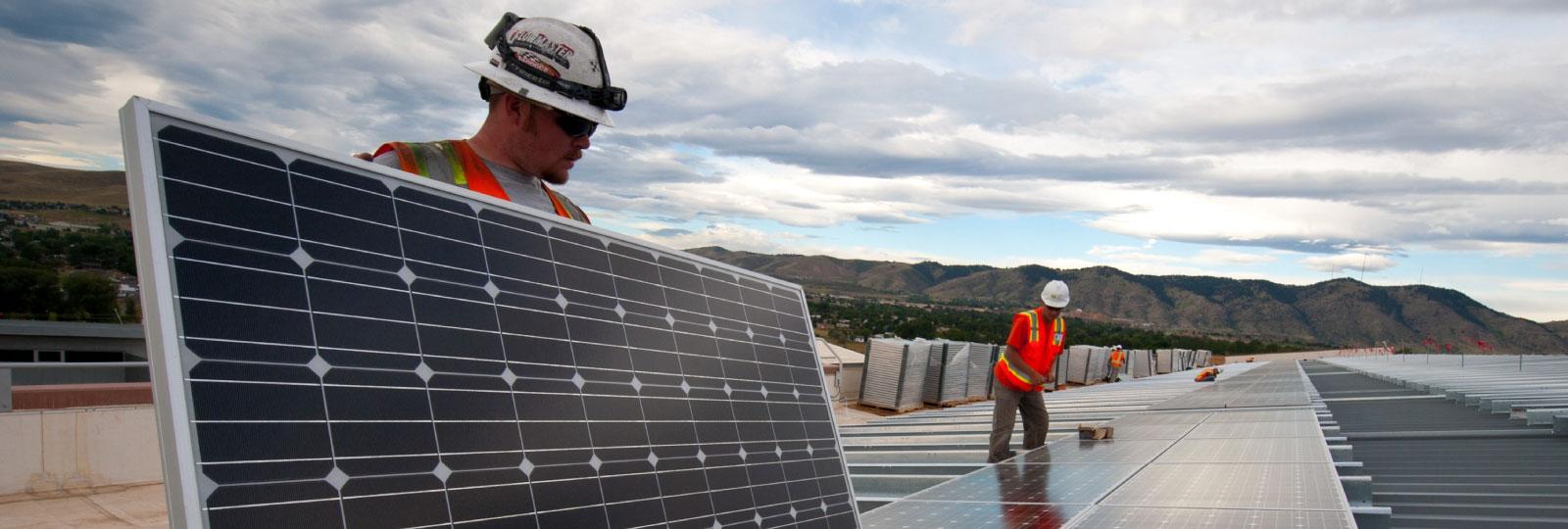 OOS Recycleworks: Renewable Energy & Financing photo