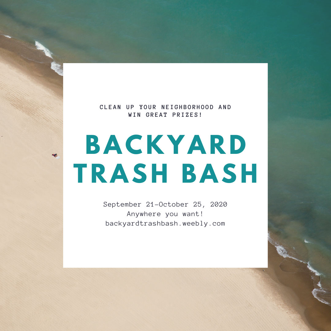 YCA Backyard Trash Bash Flier